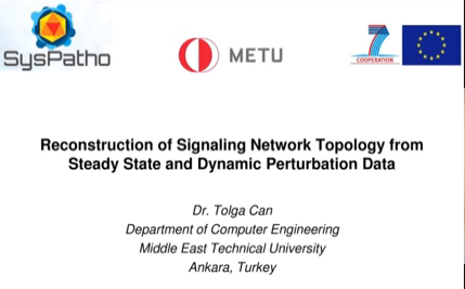Reconstruction of Signaling Network Topology from Steady State and Dynamic Perturbation Data